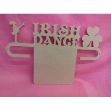 6mm MDF Irish Dance Medal Hanger